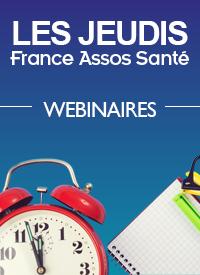 Logo les jeudis France Asso Santé