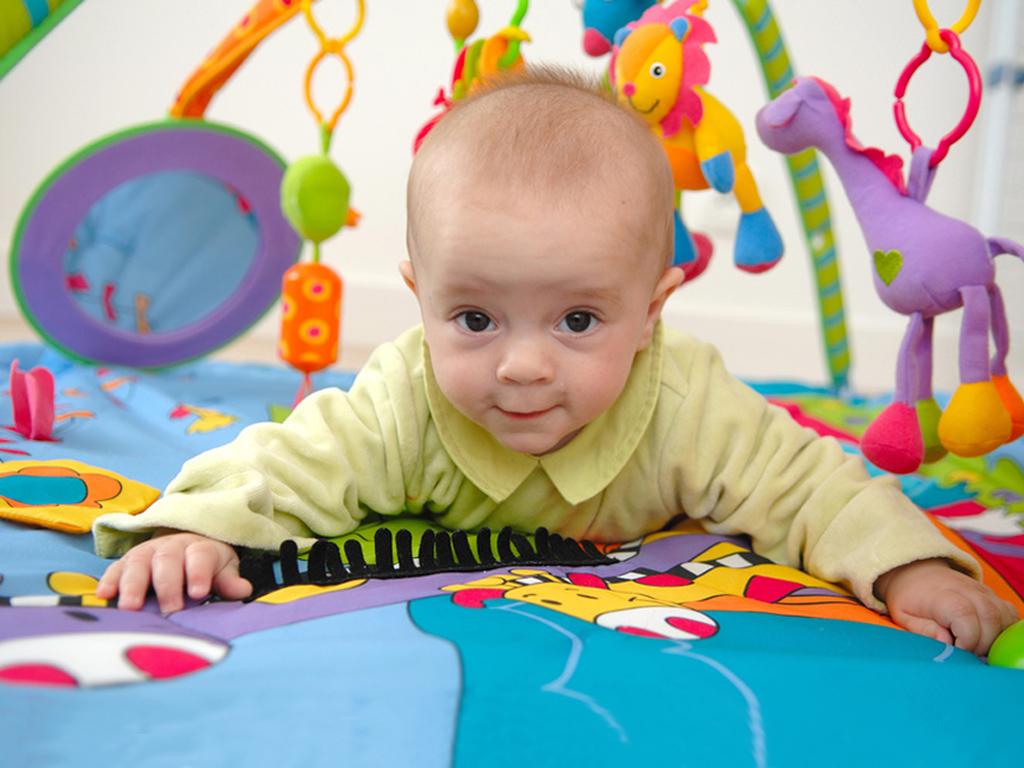 Produits pour bébé : les perturbateurs endocriniens