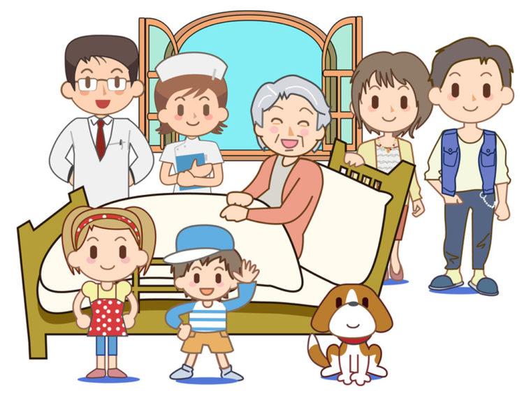 hospitalisation à domicile-had