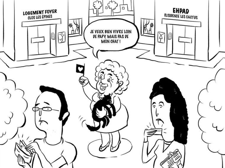 Maisons de retraite, ehpad