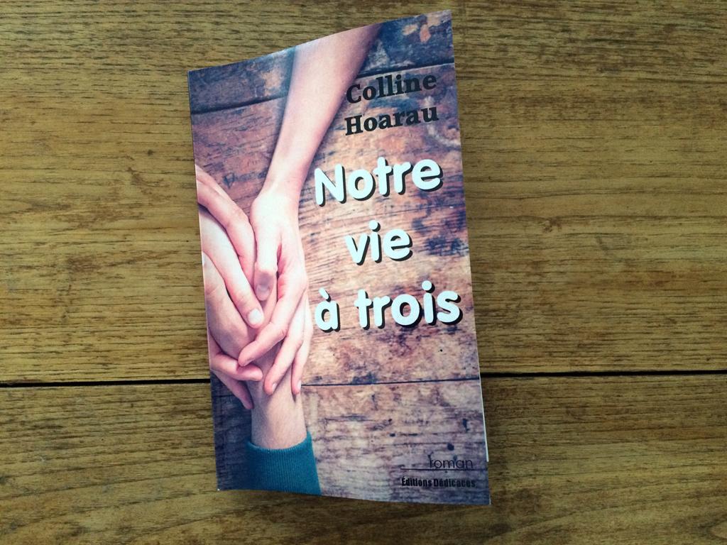 """Lecture du roman """"Notre vie à trois"""" en lien avec la maladie de Parkinson"""