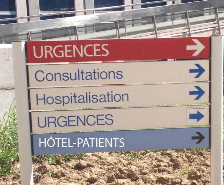 hébergment hospitalisation hôtel patients