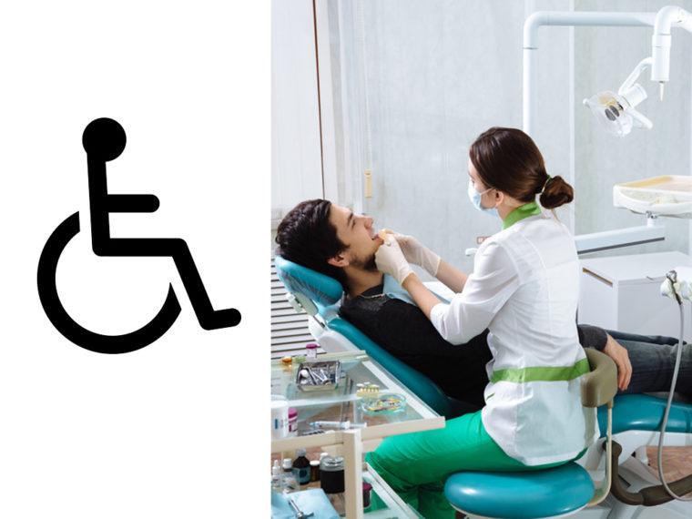 Soins dentaires et handicap ; référent handicap