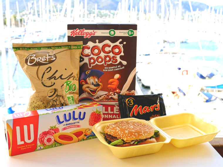 sucres cahés dans les aliments, les pièges de l'été