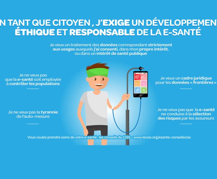 Vigilance concernant la e-santé. Pour un développement éthique et responsable de la e-santé
