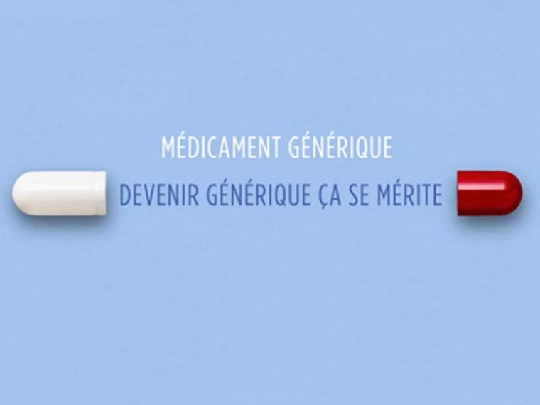 Campagne sur le médicament générique