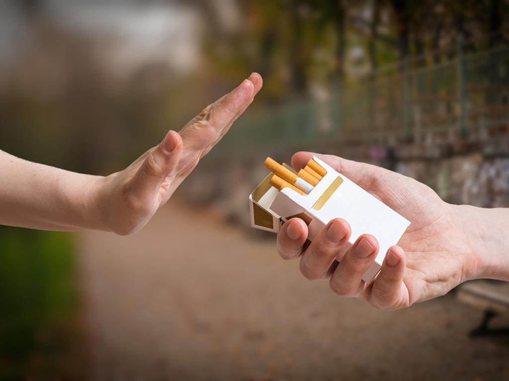 arrêt du tabac, de la dépendance à la cigarette