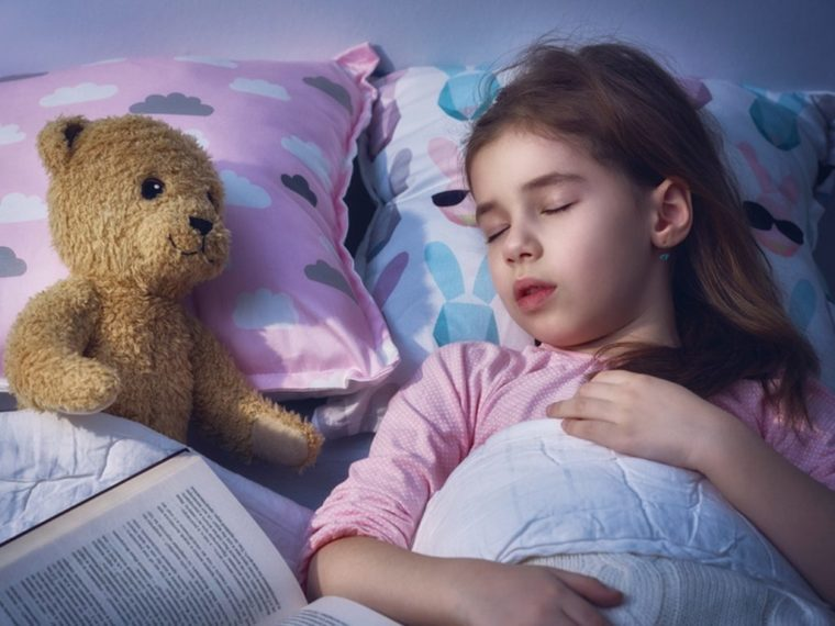 L'apnée du sommeil chez les enfants