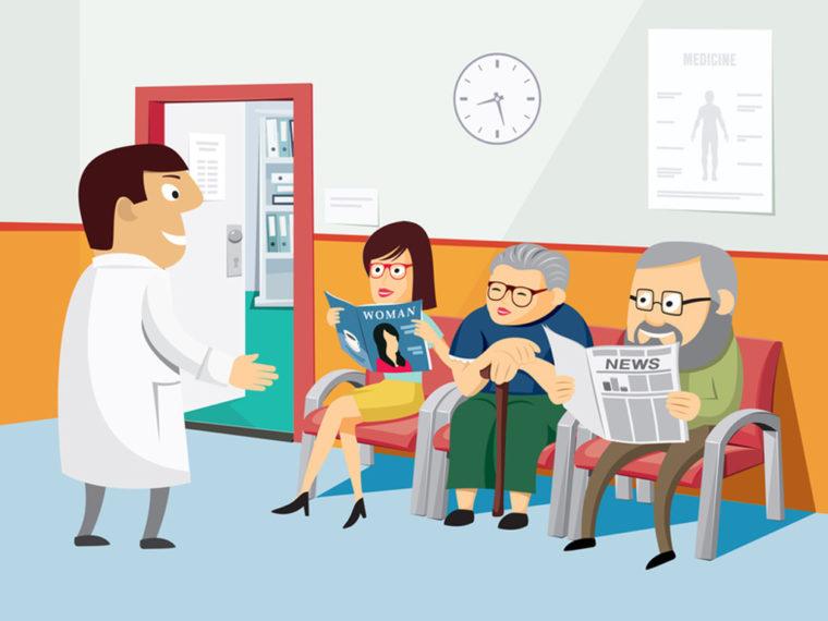 Comment est-on soigné dans les centres de santé ?
