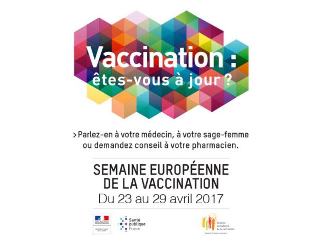 Une semaine de sensibilisation à la vaccination