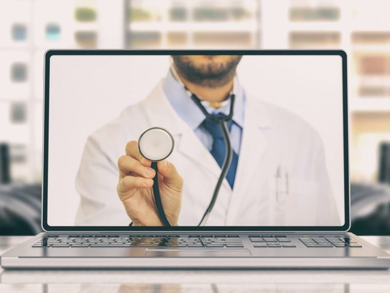 Internet, chatbots, univers du digital et questions de santé