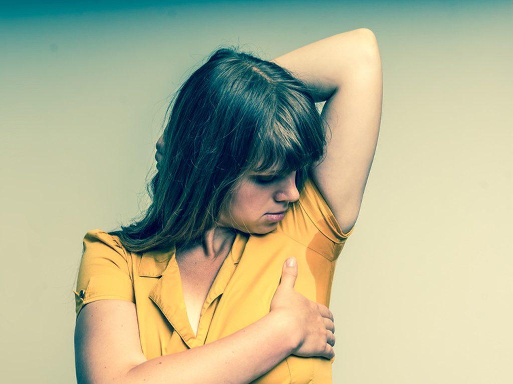 Transpiration excessive ou hypersudation : les traitements et l'utilisation du botox