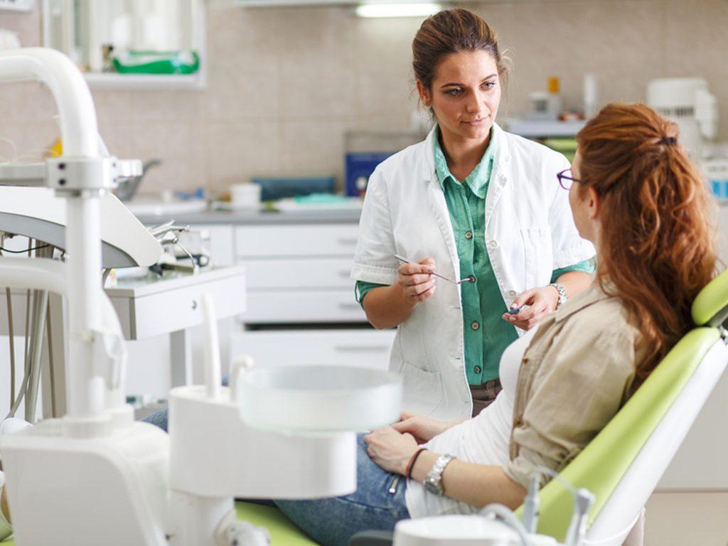 perturbateurs endocriniens et soins dentaires