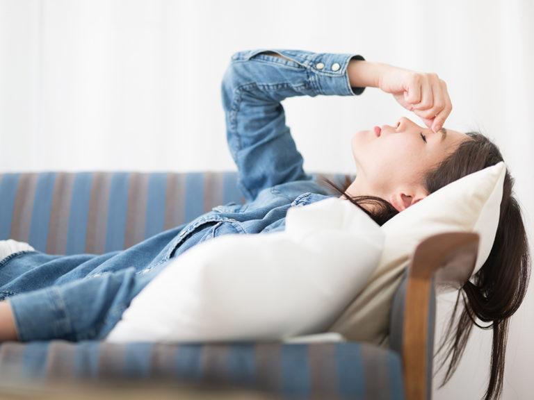 Syndrome de fatigue chronique : témoignages de patients - France Assos Santé