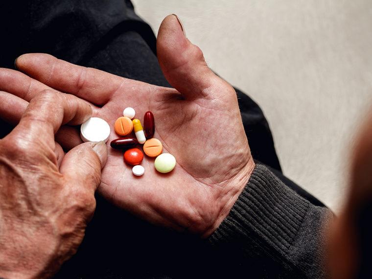 polymédication personnes âgées