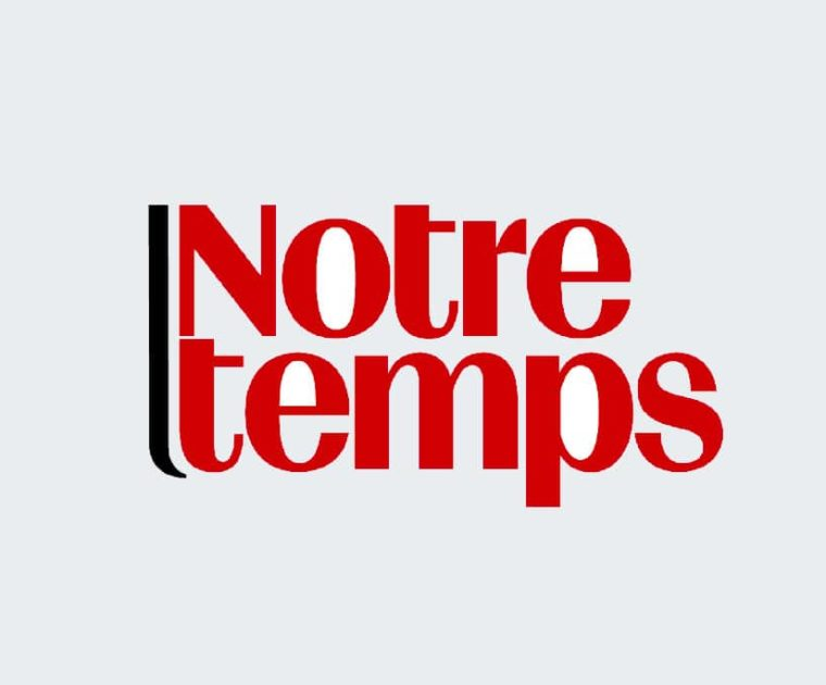logo Notre Temps