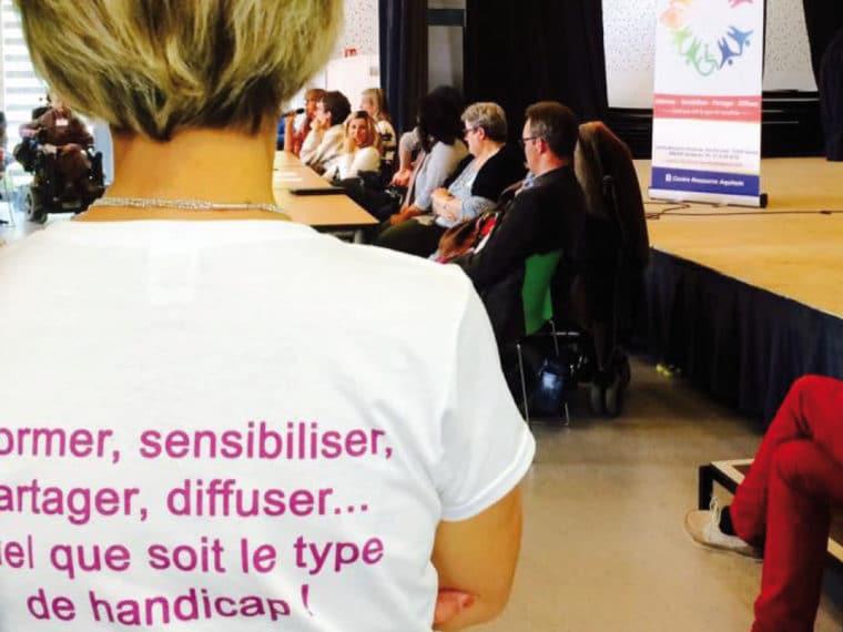 Groupes de parole au Centre Ressource Aquitain vie intime, affective, sexuelle et handicap